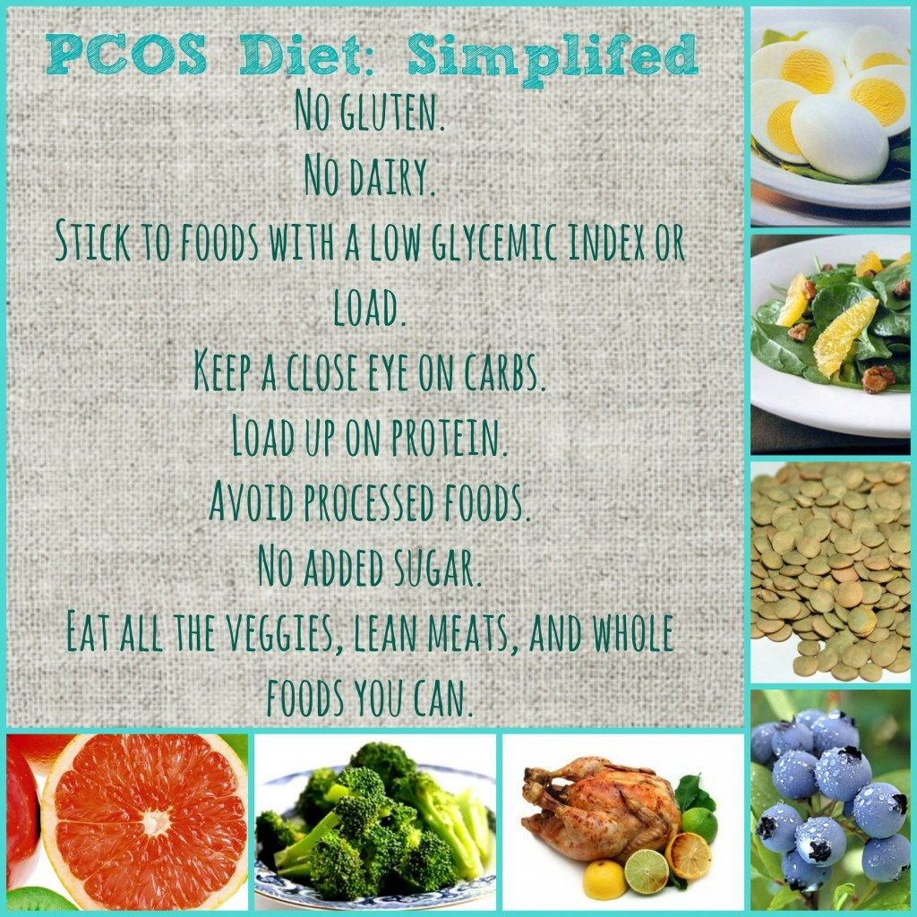 PCOS and diet