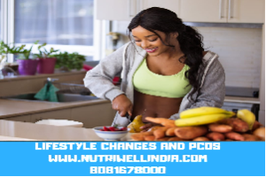 lifestyle changes and pcos
