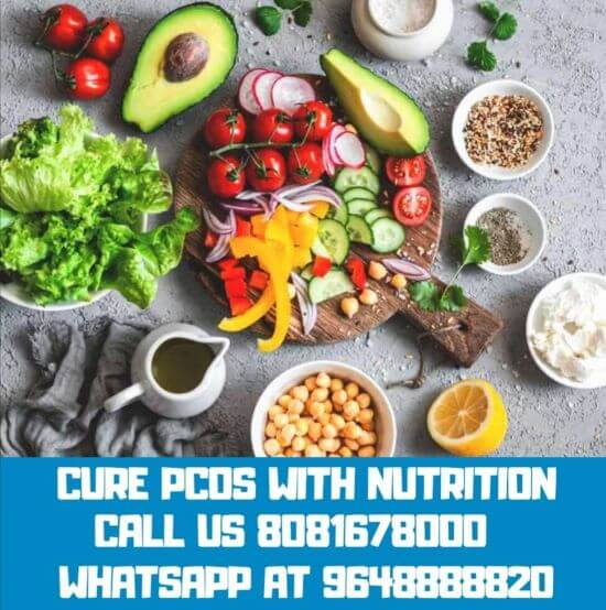 pcos with nutrition
