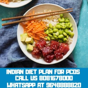 Indian Diet Plan For PCOS