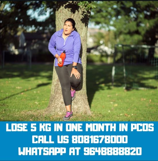 weight loss in pcos